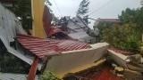 3 người chết, 8 người bị thương trong bão số 10