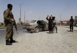 Một đội ngũ của lực lượng quốc tế bị tấn công tại Afghanistan