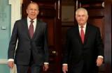 Ngoại trưởng Nga và Mỹ điện đàm thảo luận về tình hình Syria