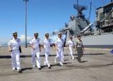 Hai tàu Hải quân Hàn Quốc thăm chính thức thành phố Đà Nẵng