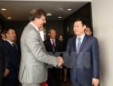 'Hiệp định Thương mại Tự do Việt Nam-EU có ý nghĩa to lớn'