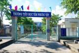 Trường Tiểu học Tân Phước Tây: Có sai phạm nhưng chưa đến mức xử lý kỷ luật