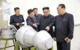 """Dọa thử bom H cực mạnh, Triều Tiên muốn chế ngự """"sự điên rồ"""" của Mỹ"""