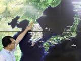 Động đất mạnh 3,4 độ Richter ở Triều Tiên, nghi thử hạt nhân
