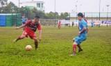 Giải bóng đá Cúp Báo Long An lần thứ IX: Dũng Phong thắng đậm TP.Mỹ Tho và FC Hưng Dũng thắng U19 Bến Tre