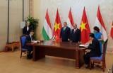 Việt Nam-Hungary ký thỏa thuận hợp tác giáo dục nghề nghiệp