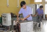 Trường Trung cấp nghề Đức Hòa: Đào tạo nghề gắn với nhu cầu thị trường lao động