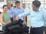 Ban Chỉ đạo Tây Nam Bộ làm việc tại Long An: Long An kiến nghị nhiều vấn đề với Chính phủ