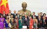 Thủ tướng gặp mặt nhân dịp kỷ niệm Ngày Quốc tế Người cao tuổi