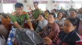 Trại giam Thạnh Hòa gặp mặt thân nhân phạm nhân