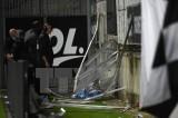 Pháp: Sập hàng rào ở sân vận động làm hàng chục người bị thương