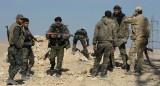Quân đội Syria bao vây thị trấn Al-Qaryatayn bị IS tái chiếm