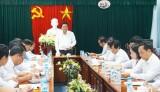 Thường trực HĐND tỉnh Long An thống nhất nhiều nội dung, chương trình kỳ họp thứ 7