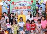 Cần Đước: Vui trung thu cùng trẻ em nghèo