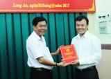 Ông Huỳnh Cao Chánh được bổ nhiệm lại Phó Giám đốc Sở Thông tin và Truyền thông