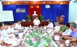 Tăng cường sự lãnh đạo của Đảng đối với công tác phòng, chống tham nhũng, lãng phí