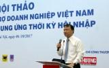 Doanh nghiệp Việt tham gia chuỗi cung ứng toàn cầu gặp nhiều rào cản