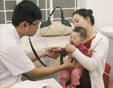 Báo động tình trạng nhiễm khuẩn hô hấp và thiếu sắt ở trẻ em Việt Nam