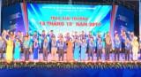 Kỷ niệm 61 năm ngày truyền thống Hội Liên hiệp Thanh niên Việt Nam