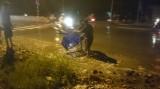 Xe chở 500kg cá đổ xuống đường, người dân bắt giúp tài xế