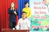 Hội Nông dân tuyên truyền xây dựng nông thôn mới
