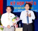 Ông Nguyễn Văn Hà được bầu làm Phó Chủ tịch HĐND huyện Cần Đước