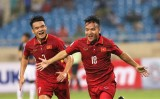 Việt Nam thắng đậm 5-0 trước Campuchia tại vòng loại Asian 2019