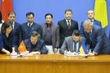 Khóa họp lần thứ 14 Ủy ban liên Chính phủ Việt Nam-Ukraine