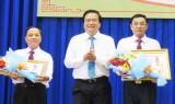 Lãnh đạo tỉnh Long An luôn đồng hành cùng doanh nghiệp