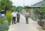 Hội viên, nông dân - Chủ thể xây dựng nông thôn mới