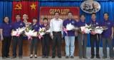 Ủy ban Kiểm tra Huyện ủy Cần Giuộc (Long An) – Quận 6 (TP.HCM): Trao đổi kinh nghiệm kiểm tra Đảng