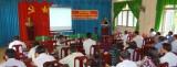 Đức Huệ: Tập huấn về xây dựng nông thôn mới