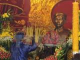 Dâng hương tưởng nhớ Anh hùng dân tộc Nguyễn Trung Trực