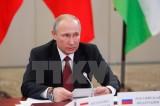Ông Putin ký sắc lệnh áp đặt các biện pháp hạn chế với Triều Tiên
