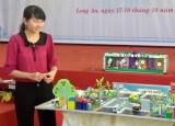 221 sản phẩm tham gia Hội thi Sáng tạo đồ dùng dạy học