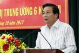 Long An thông tin nhanh kết quả Hội nghị Trung ương 6 (khóa XII)
