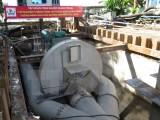 TP. Hồ Chí Minh: ''Siêu máy bơm'' tê liệt khi xảy ra ngập nước