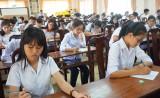Hơn 90 học sinh dự hội thi An toàn giao thông THPT cấp tỉnh.