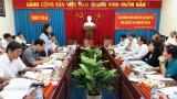 Ủy ban Kiểm tra Trung ương làm việc với Thành ủy Tân An