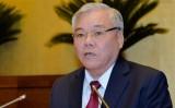 Tổng Thư ký Quốc hội: Ông Phan Văn Sáu có đơn xin thôi nhiệm vụ