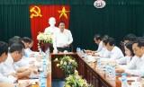 Kỳ họp thứ 7, HĐND tỉnh Long An khóa IX, dự kiến được tổ chức vào ngày 26/10