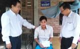 Anh Nguyễn Hoàng Kha được hỗ trợ tiền điều trị