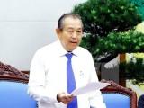 Phó Thủ tướng: Chính phủ rất coi trọng phát triển thị trường vốn