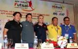 Futsal Thái Lan đưa đội hình hai đá Giải Đông Nam Á 2017