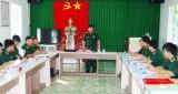Cục Chính trị - Bộ Tư lệnh Bộ đội Biên phòng: Kiểm tra công tác thực hiện quy chế dân chủ