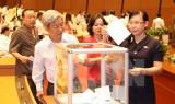 """Kỳ họp thứ 4, Quốc hội khóa XIV: Miễn nhiệm hai """"Tư lệnh"""" ngành"""