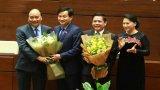 Quốc hội phê chuẩn Bộ trưởng GTVT và Tổng Thanh tra Chính phủ