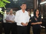Tổ chức lễ kỷ niệm 115 năm ngày sinh Nguyên Bí thư Xứ ủy Nam kỳ - Võ Văn Ngân