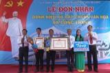 Cần Giuộc: Đông Thạnh đạt chuẩn xã văn hóa