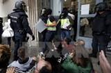 Đức ủng hộ Tây Ban Nha và Catalonia đối thoại giảm căng thẳng